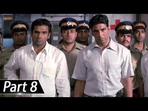 Aan Men at Work 2004 Akshay Kumar Sunil Shetty Shatrughan