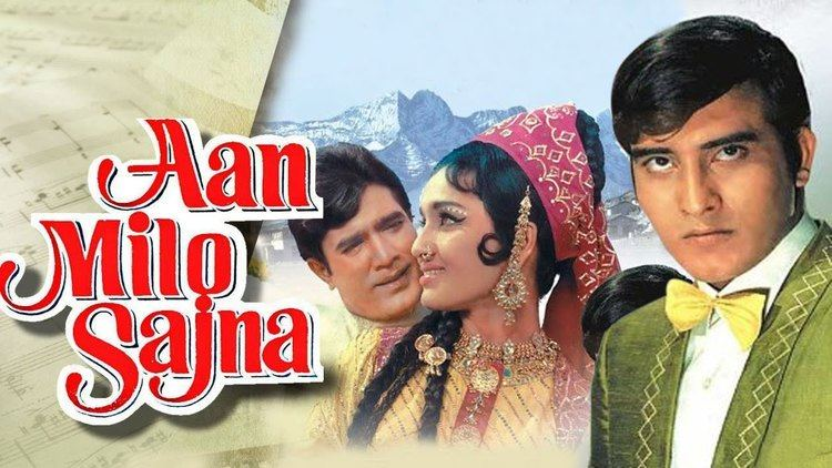 Aan Milo Sajna 1970 Full Hindi Movie Rajesh Khanna Asha Parekh