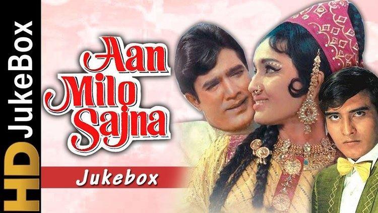 Aan Milo Sajna 1970 Full Video Songs Jukebox Asha Parekh
