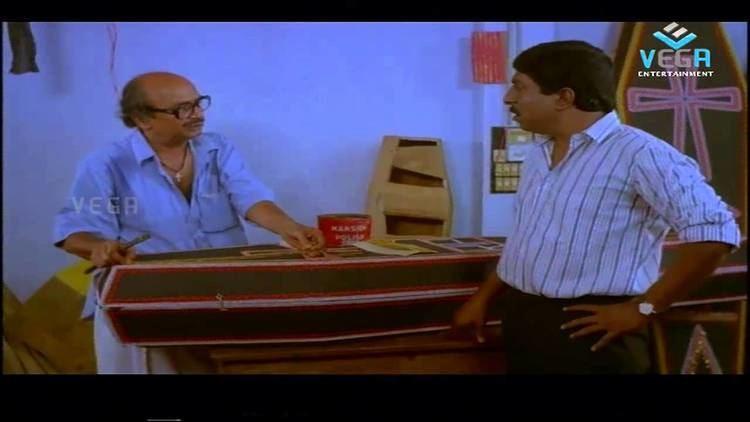 Aanaval Mothiram Aanaval Mothiram Movie Srinivasan Funny Scene YouTube