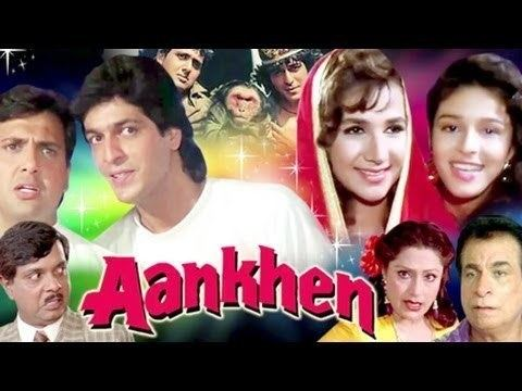 Aankhen (1993 film) Aankhen Trailer YouTube