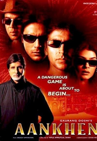 Aankhen (2002 film) Aankhen 2002 Full Movie Watch Online Free Hindilinks4uto