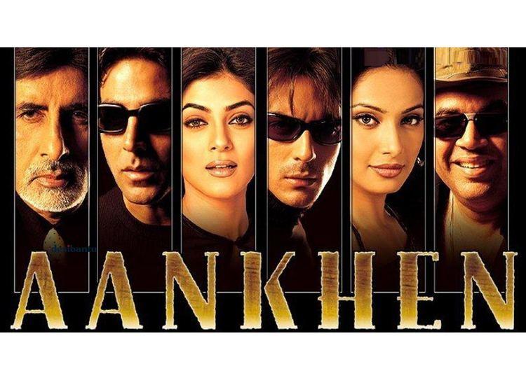 Aankhen (2002 film) Aankhen 2002 tunes