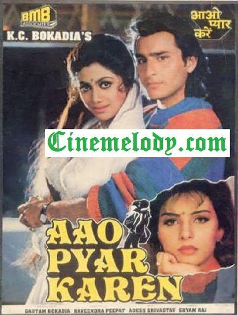 Aao Pyaar Karen Aao Pyar Karen 1994 Telugu MP3 Songs Download CineMelody