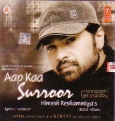 Aap Kaa Surroor (album) httpsuploadwikimediaorgwikipediaen55bAap