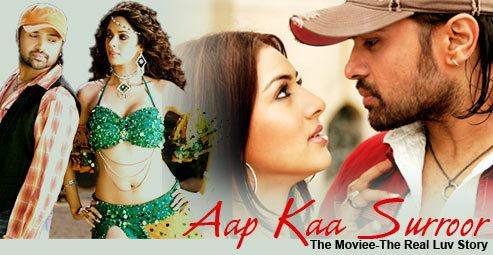 Welcome to rediffcom Showcasing Aap Kaa Surroor The Moviee The