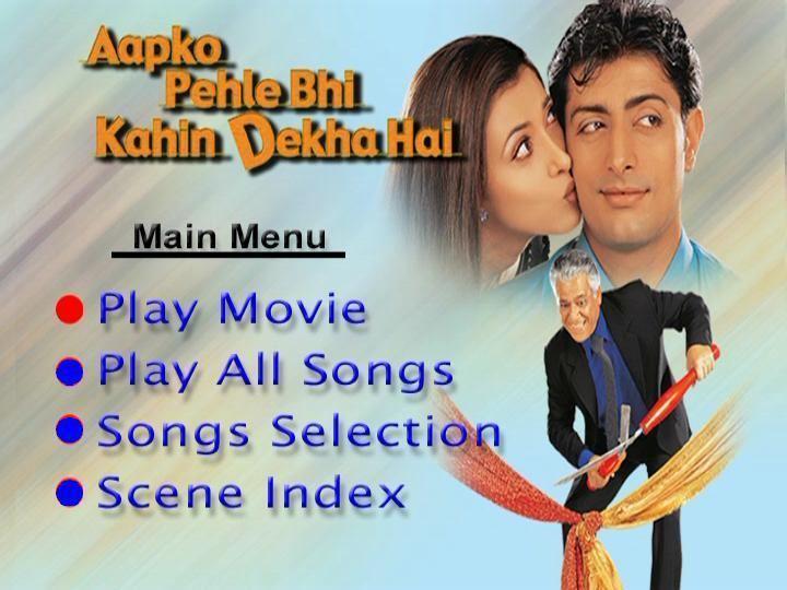 Aapko Pehle Bhi Kahin Dekha Hai 2003 1080p HD Rip X264 All