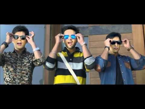 Aapne Toh Chhie Bindaas Gujarati Film Aapne Toh Chhie Bindaas Trailer Full HD Teaser YouTube