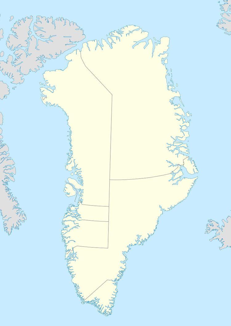 Aappilattoq Island (Upernavik Icefjord)