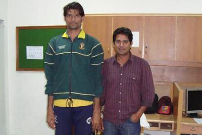 Aaqib Javed (Cricketer) family