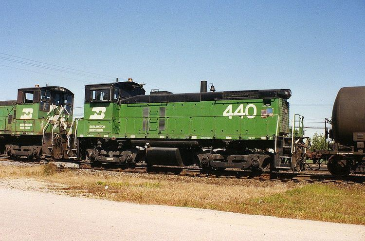 AAR type A switcher truck