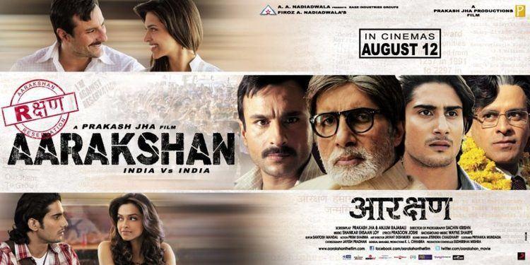 Aarakshan 2011 Full Hindi Movie Watch Online DVD HD Print Download