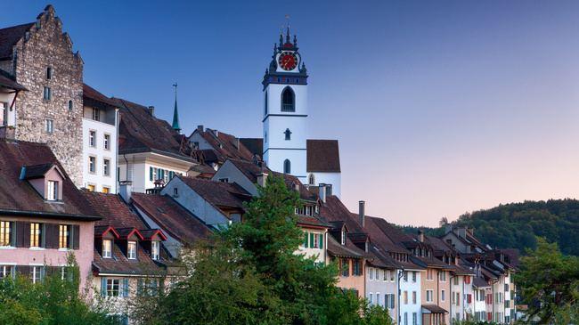 Aarau in the past, History of Aarau