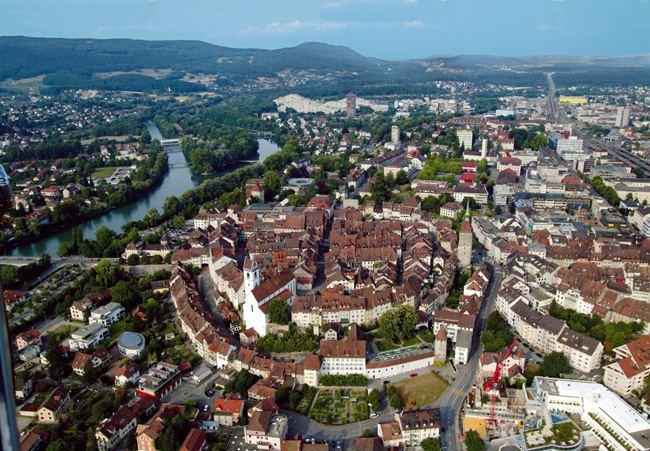 Aarau Beautiful Landscapes of Aarau
