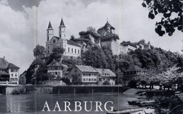 Aarburg in the past, History of Aarburg