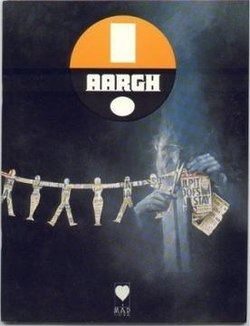 AARGH (Artists Against Rampant Government Homophobia) httpsuploadwikimediaorgwikipediaenthumbf
