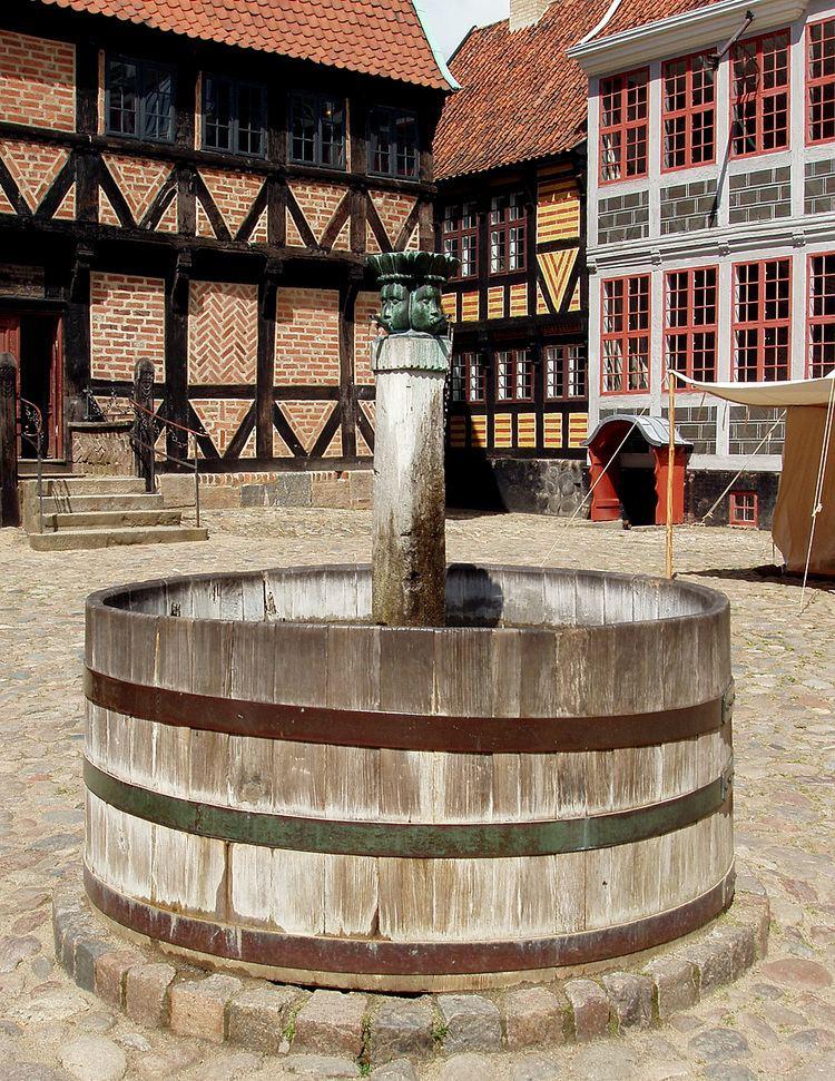 Aarhus in the past, History of Aarhus