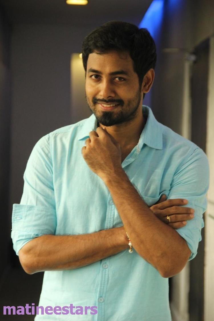 Aari (actor) Aari At Maya Movie Press Meet Actor Gallery High