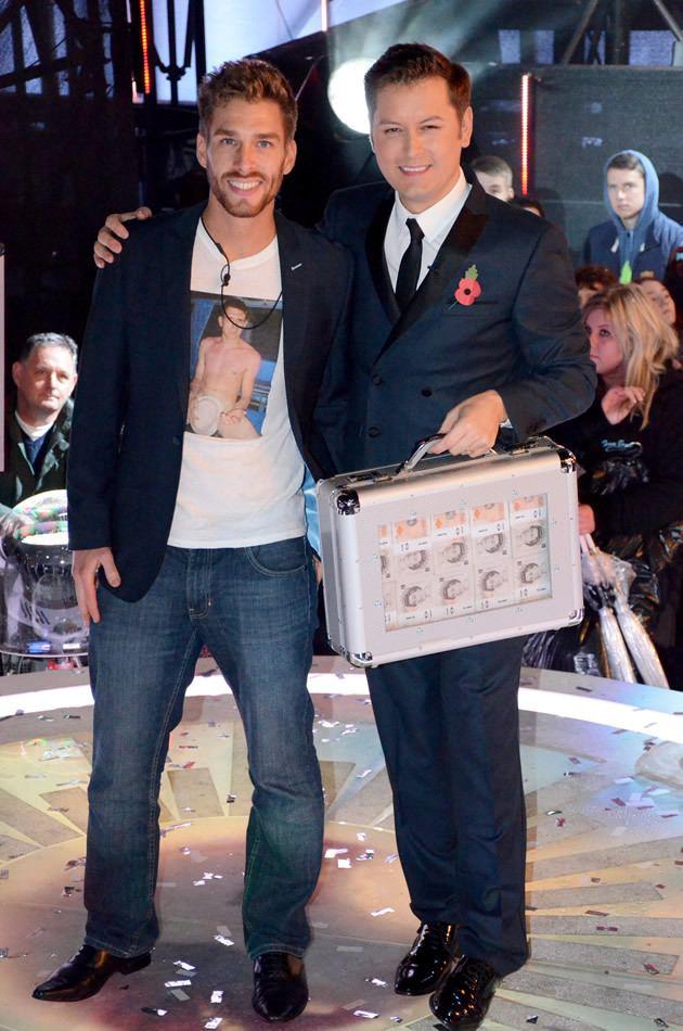 Aaron Allard-Morgan In Pictures Aaron AllardMorgan wins Big Brother 2011 Celebrity