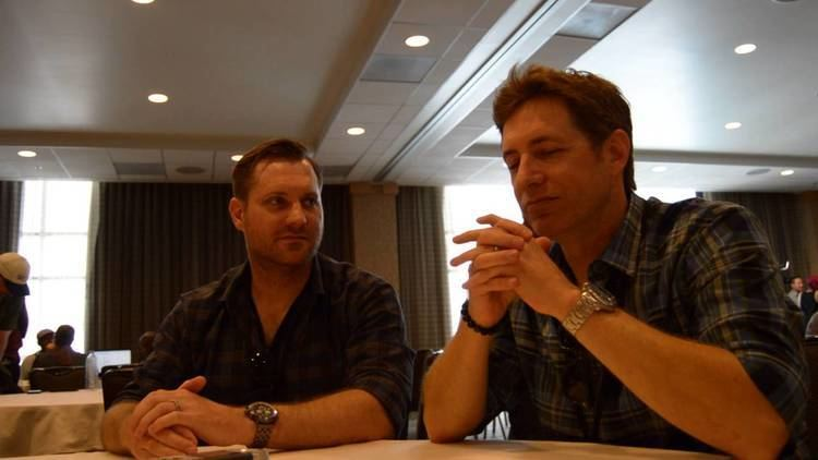 Aaron and Todd Helbing THE FLASH SDCC 2016 Aaron Helbing and Todd Helbing YouTube