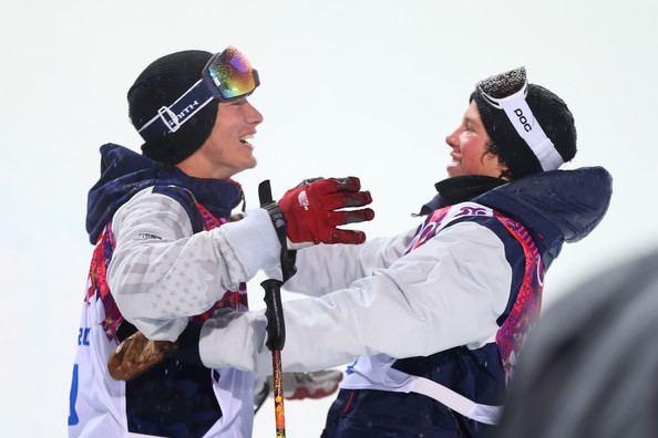 Aaron Blunck Aaron Blunck Photos Photos Freestyle Skiing Winter Olympics Day