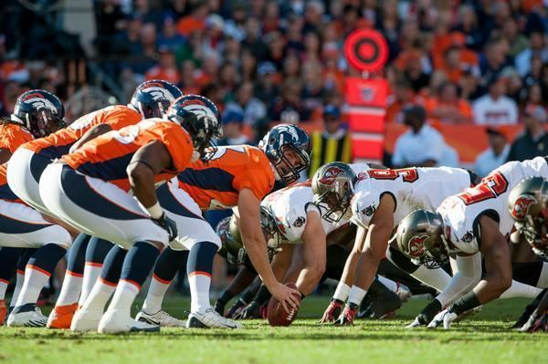 Aaron Brewer Broncos QampA Long snapper Aaron Brewer The Denver Post