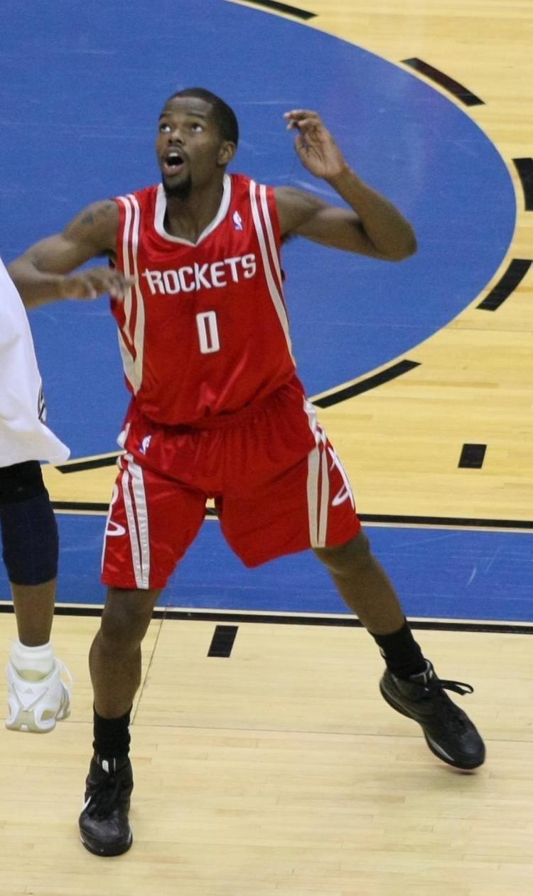 Aaron Brooks (basketball) Aaron Brooks basketball Wikipedia the free encyclopedia
