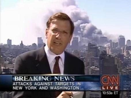 Aaron Brown (journalist) How Aaron Brown Became CNN39s Voice Of Sept 11 NPR