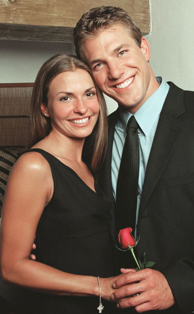 Aaron Buerge Bachelor Couples Where Are They Now PHOTOS