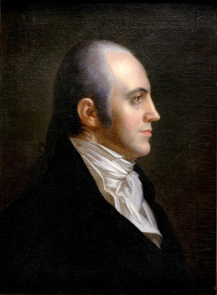 Aaron Burr Aaron Burr Wikipedia the free encyclopedia
