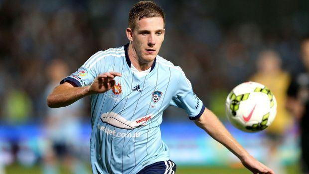 Aaron Calver Sydney FC39s Aaron Calver ready for tough test against