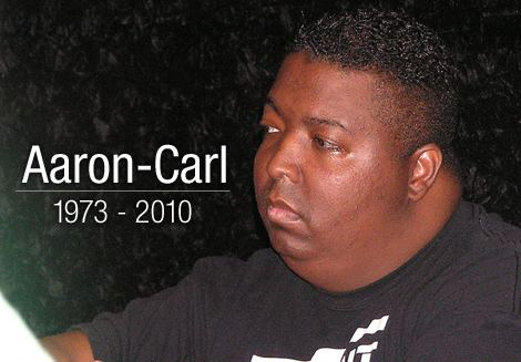 Aaron-Carl Ragland A Tribute to AaronCarl Little White Earbuds