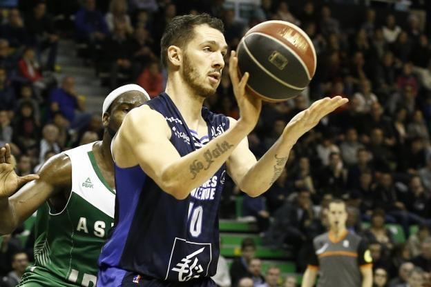 Aaron Cel Basket Pro A Gravelines Aaron Cel GravelinesDunkerque
