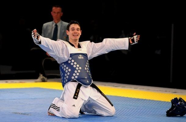 Aaron Cook (taekwondo) Aaron Cooks dream of Rio just might come true TKD Trainer