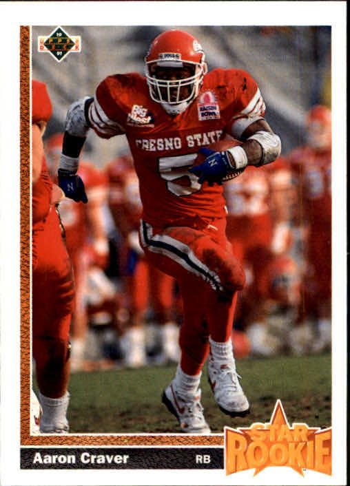 Aaron Craver Buy Aaron Craver Cards Online Aaron Craver Football Price Guide