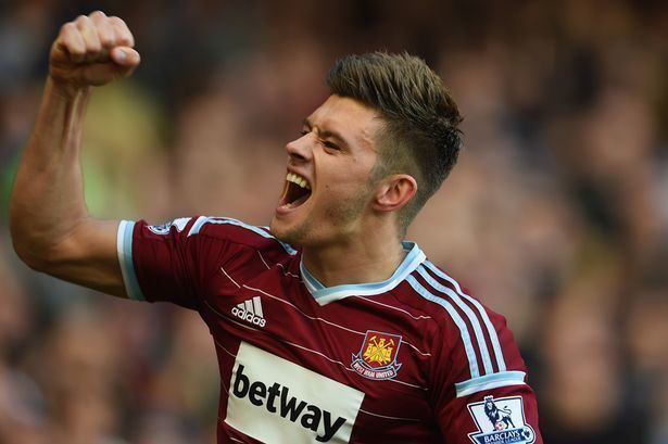 Aaron Cresswell Chelsea eye transfer of West Ham39s Aaron Cresswell as they
