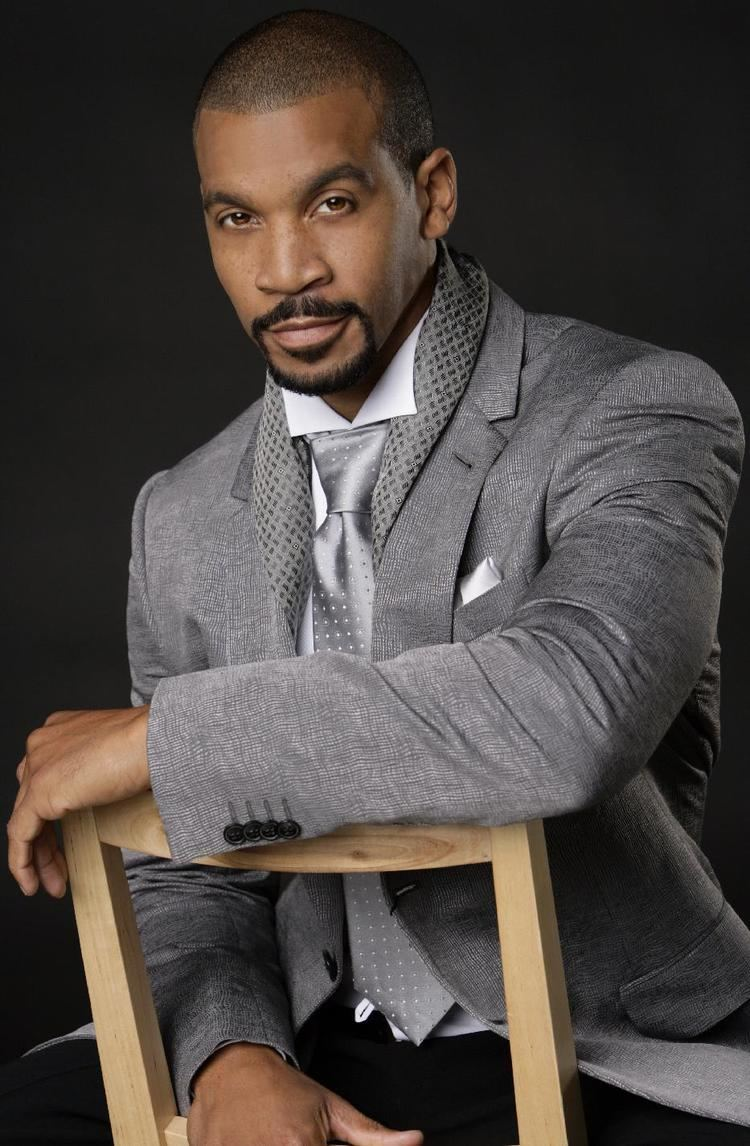 Aaron D. Spears Aaron D Spears is Rising as The Bold and the Beautiful
