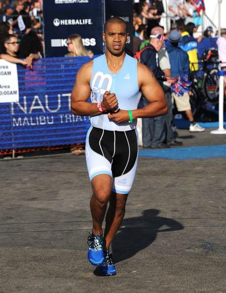Aaron D. Spears Aaron D Spears Photos Photos Nautica Malibu Triathlon Presented