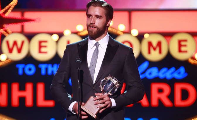 Aaron Ekblad Florida Panthers defenseman Aaron Ekblad wins Calder