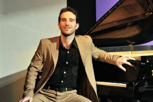 Aaron Goldberg Marsalis Berklee Jams Continues with Aaron Goldberg