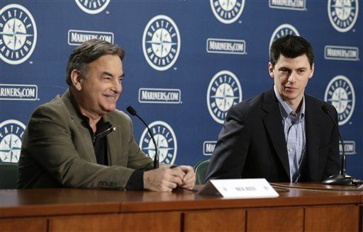 Aaron Goldsmith Aaron Goldsmith Rick Rizzs Mariners Insider The News Tribune