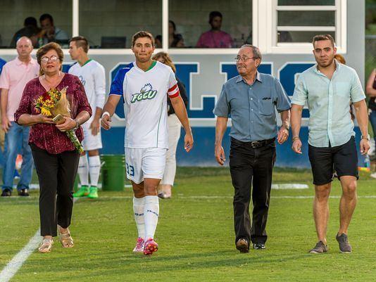 Aaron Guillen FGCU soccer39s Aaron Guillen Rodrigo Saravia get MLS shot