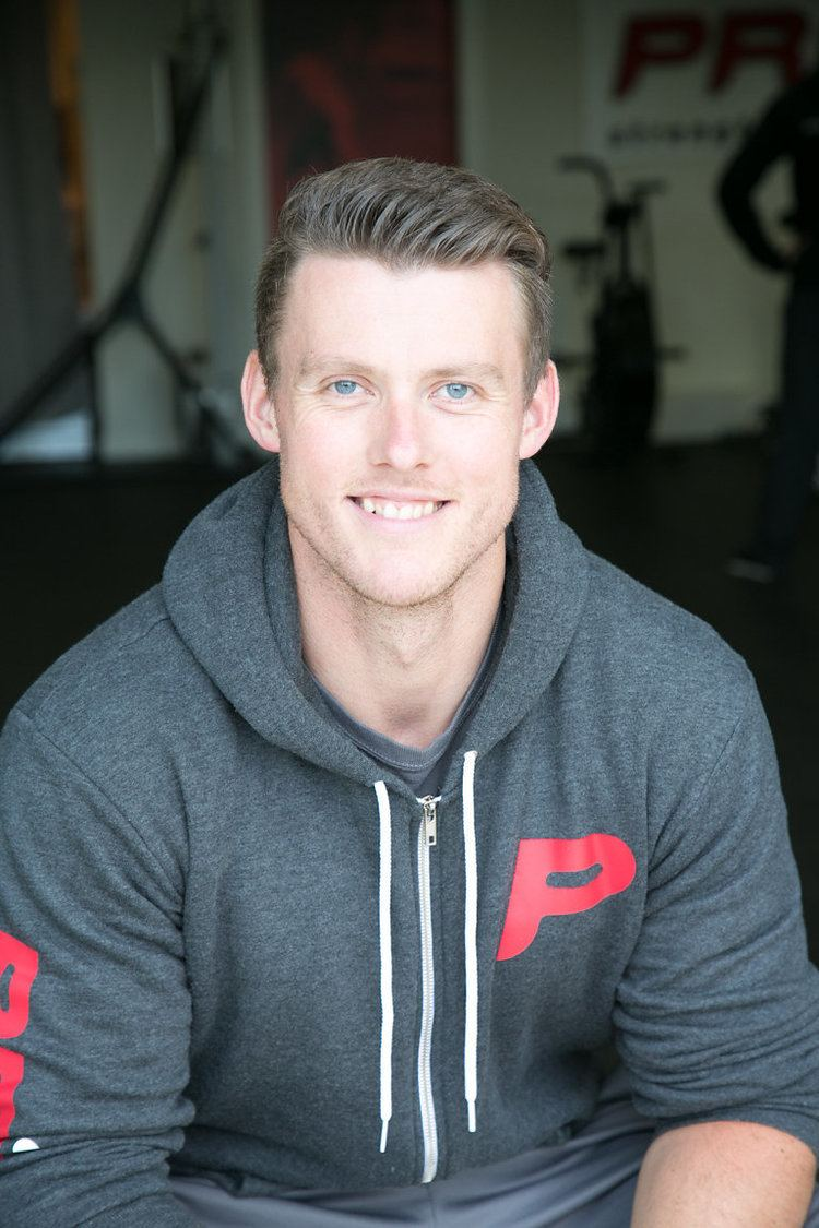 Aaron Hargreaves AARON HARGREAVES CPT Strength Conditioning Coach CrossFit Level