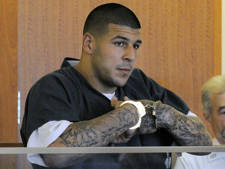 Aaron Hernandez Aaron Hernandez Indicted Double Homicide In Boston