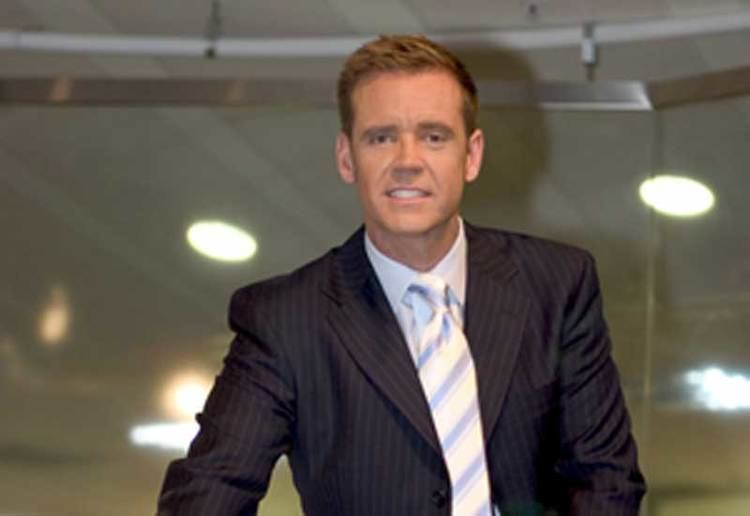 Aaron Heslehurst BBC news presenter to anchor at Air Cargo India