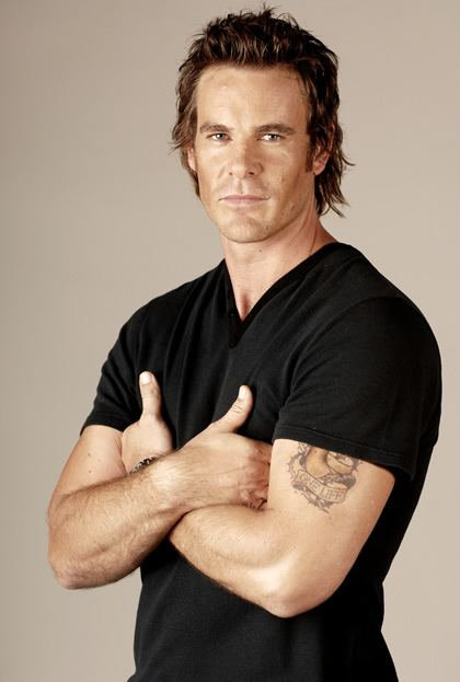 Aaron Jeffery Outrageous Fortune The official site Aaron Jeffery
