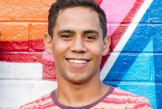 Aaron L. McGrath Aaron McGrath ready for next ABC hit TV Tonight