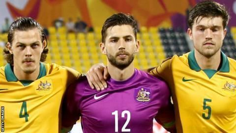 Aaron Lennox Aberdeen sign Australia U23 goalkeeper Aaron Lennox BBC Sport