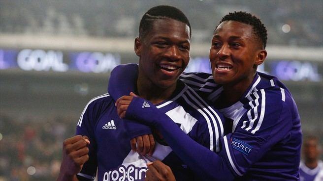 Aaron Leya Iseka Aaron Leya Iseka Belgium39s latest prodigy UEFA Youth