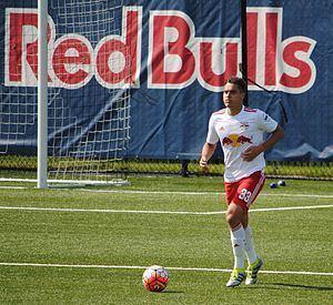 Aaron Long (soccer) Aaron Long soccer Wikipedia